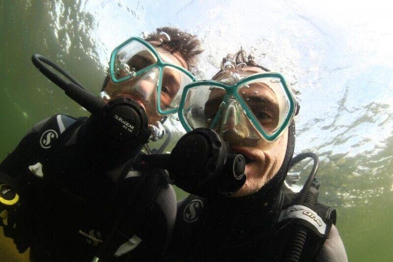 Zapoznawcze nurkowanie z podwodną sesją zdjęciową (dla 2 osób)