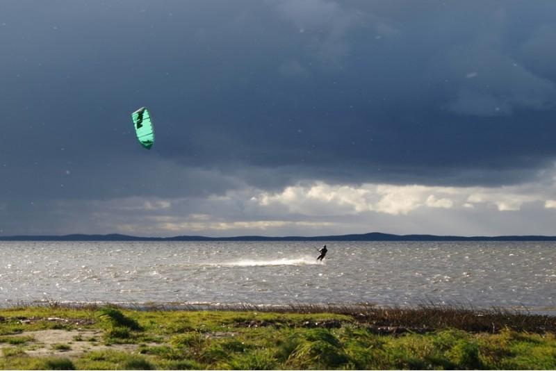 4-dniowy kurs kitesurfingu z noclegiem