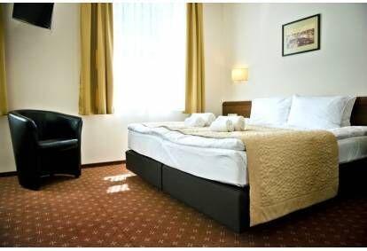Romantyczny nocleg dla dwojga w Memel Hotel na Litwie