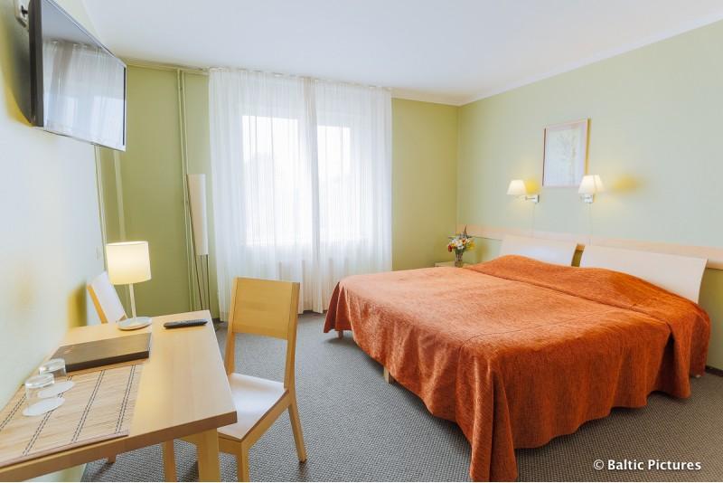 """SPA wypoczynek dla dwojga w hotelu """"HOTEL EZERI"""" na Łotwie"""