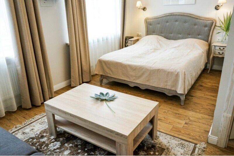 """Romantyczny weekend dla dwojga w hotelu """"Senasis paštas"""" na Litwie"""