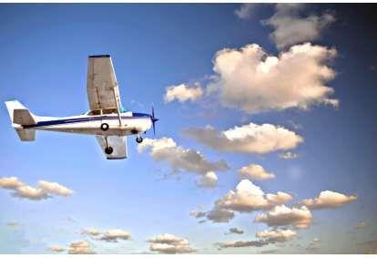 Lot nad 12-wyszukiwania jezior