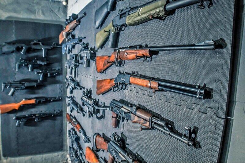 Strzelanie z pakietem GROM w Warszawie