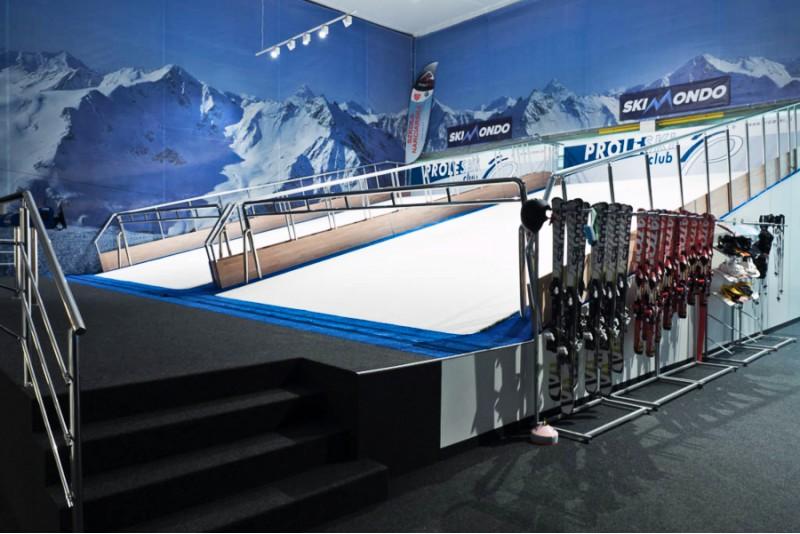 Trening snowboardowy dla dwojga w Gdańsku