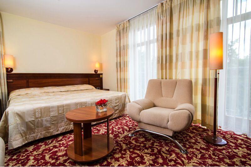 """Romantyczny wypoczynek w hotelu """"Violeta"""" w Druskienikach na Litwie"""