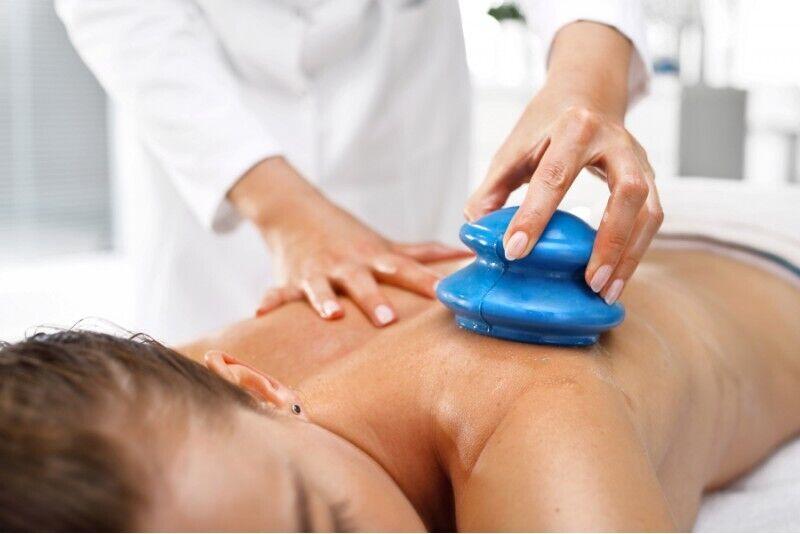 Częściowy masaż bańką chińską w Warszawie