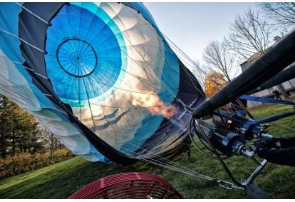 Lot balonem dla 5-6 osób w Nałęczowie