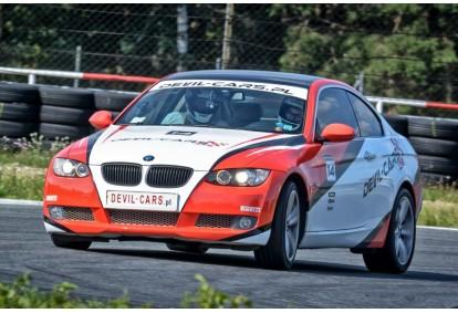 Przejażdżka za kierownicą samochodu BMW BiTurbo Performance