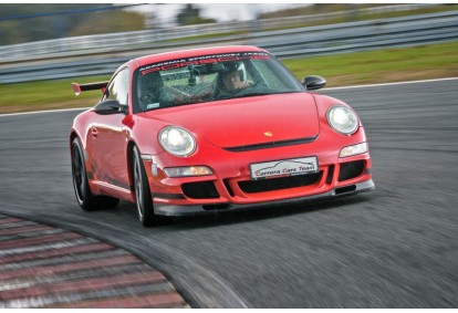 Mini Taxi Drive na wybranym samochodzie Porsche