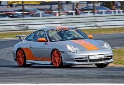 Mini Test Drive na wybranym samochodzie Porsche