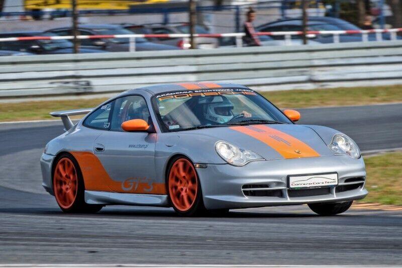 Exotic Test Drive na wybranym samochodzie Porsche