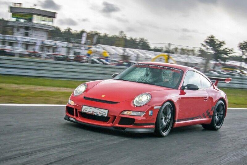 Wyścigowa Przygoda MAX na wybranym samochodzie Porsche