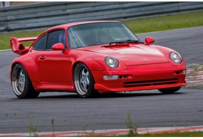 Mini Taxi Drive Porsche 911 (993) GT2 Look