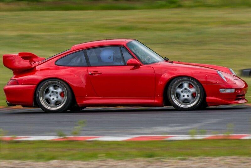 Mini Test Drive Porsche 911 (993) GT2 Look