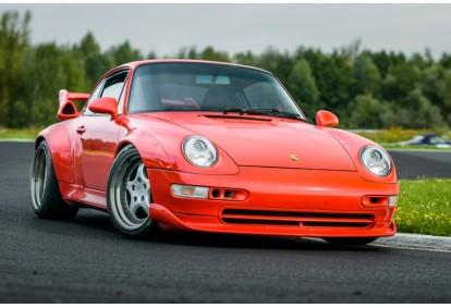 Super Taxi Drive Porsche 911 (993) GT2 Look