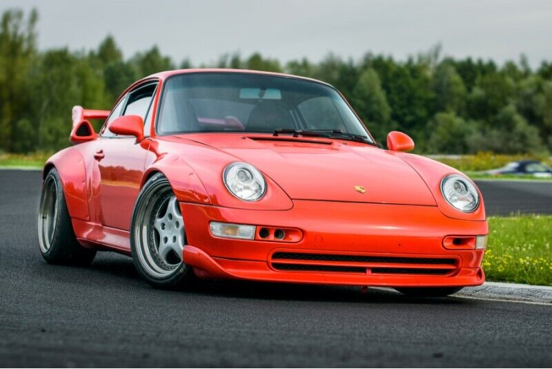 Exotic Test Drive Porsche 911 (993) GT2 Look