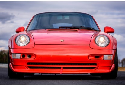 Exotic Test Drive Porsche 911 (993) GT2 Look