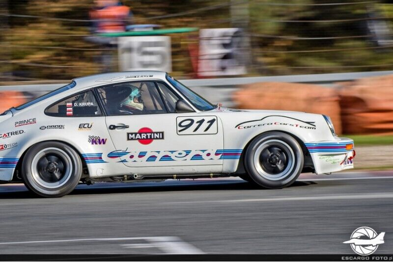 Mini Taxi Drive Porsche 911 Carrera RS 3.0