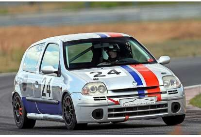 Mini Test Drive na wybranym samochodzie : Renault Clio II Sport FIA lub BMW 330i E46 Club Sport