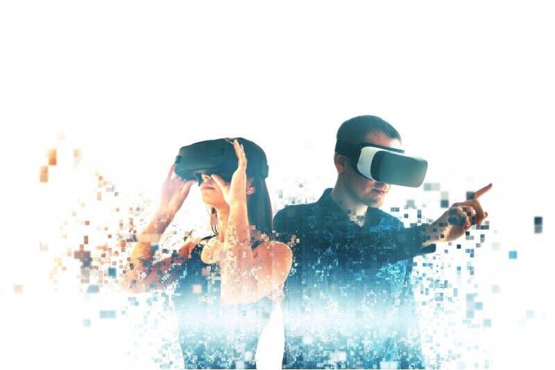 Zabawa w salonie wirtualnej rzeczywistości VR Warsaw dla dwojga