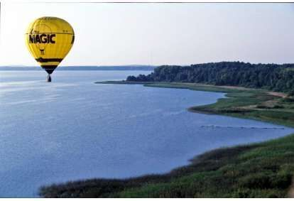 Lot balonem w wybranym miejscu