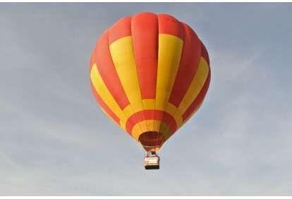 Ekskluzywny lot balonem w wybranym miejscu dla 6 osób