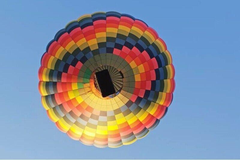 Lot balonem w wybranym miejscu dla 4 osób