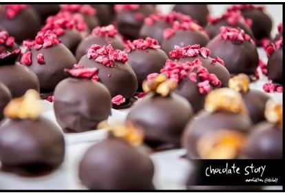 Warsztaty czekoladowo-pralinowe w Warszawie