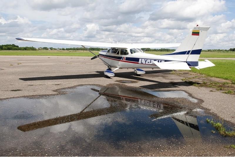 Lot samolotem w Kownie na Litwie (3 osoby)