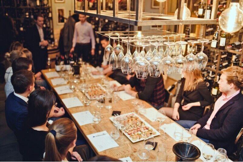 Warszaty Wine&Food pairing w Warszawie