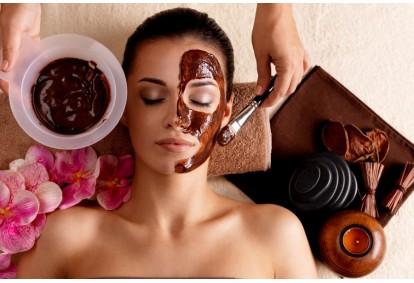 Rytuał Bogini Piękna Caresses de Chocolat