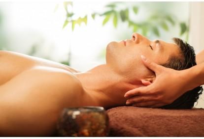 Aromaterapeutyczny zabieg dla mężczyzn w LiqRise Day Spa