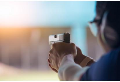 Strzelanie Magnum w Krakowie