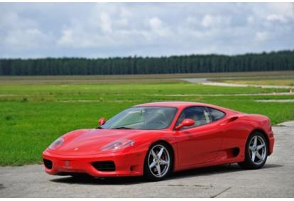 Jazda za kierownicą Ferrari z Fast Forward