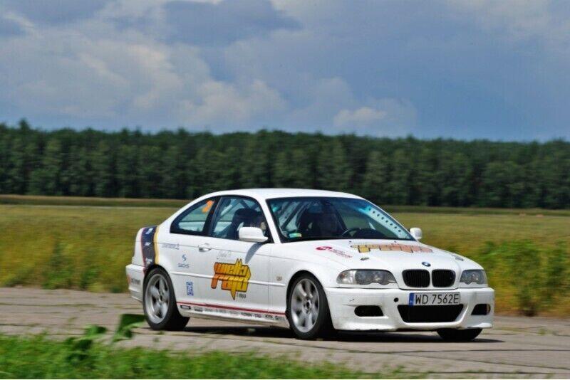Jazda za kierownicą BMW z Fast Forward