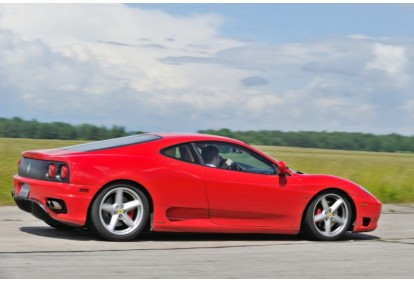 Jazda Lamborghini vs Ferrari z Fast Forward
