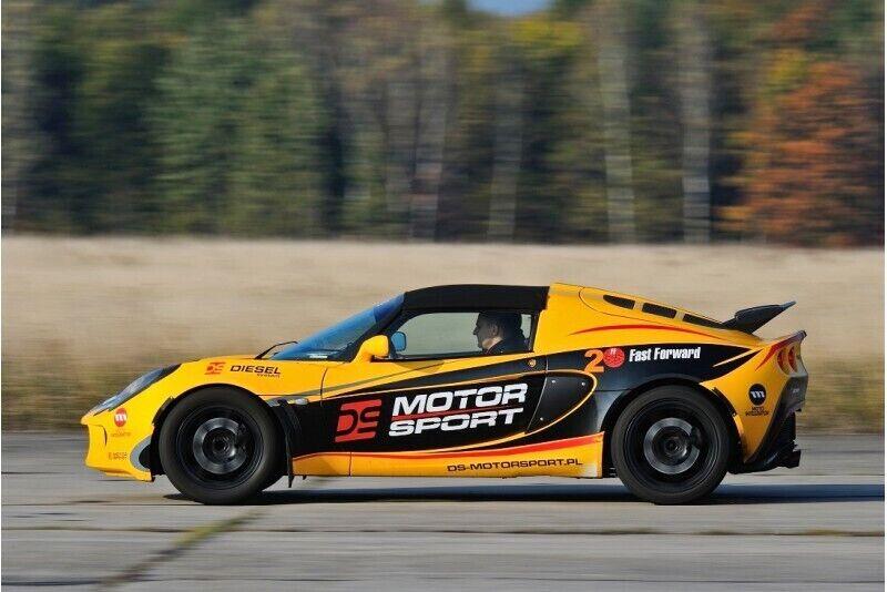 Jazda Lotus vs Subaru z Fast Forward