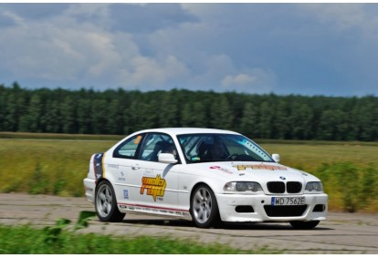 Drift school samochodem BMW z Fast Forward