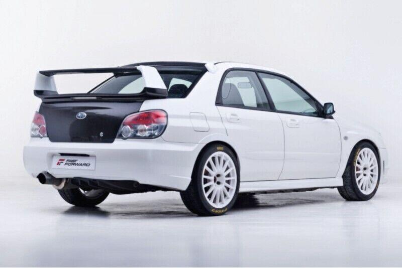 Co drive Subaru z Fast Forward