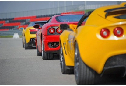 Track Day ze swoim samochodem z Fast Forward