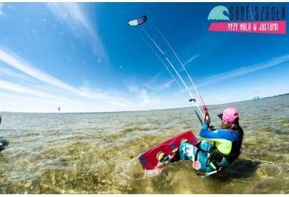 Kurs kitesurfingu Refreshing w Jastarni