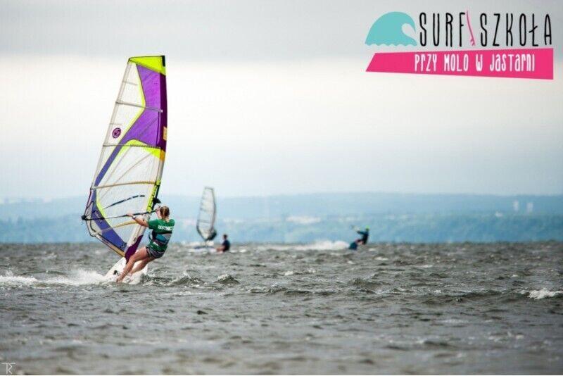 Kurs windsurfingu Dobry Początek w Jastarni