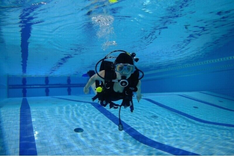 Kurs nurkowania Open Water Diver koło Gliwic