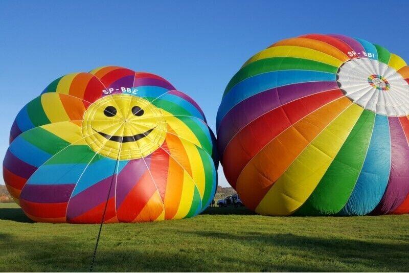 Lot balonem na wyłączność w wybranym mieście