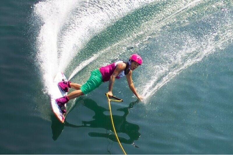 Kurs wakeboardingu w Pobiedziskach