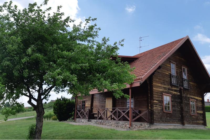 Romantyczny wypoczynek dla dwojga w Dalgedai na Litwie