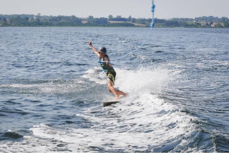 Wakeboarding we Władysławowie dla dwojga