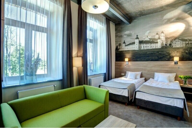 Romantyczny pobyt w Hotelu Loft 1898 w Suwałkach