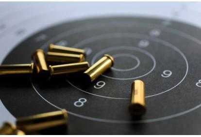 Strzelanie Magnum w Białymstoku