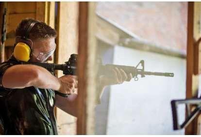 Strzelanie z pakietem SHOOTING PLUS w Krakowie